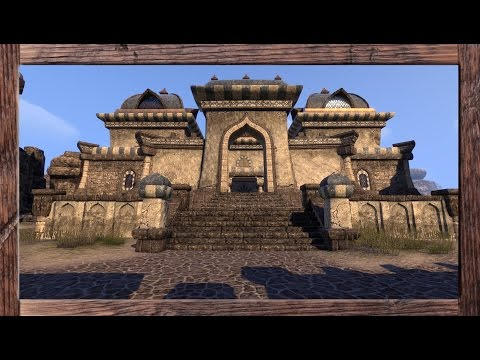 ESO Homestead - Decorating a large Redguard house on the PTS!