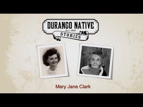 Durango Native Stories - Clark