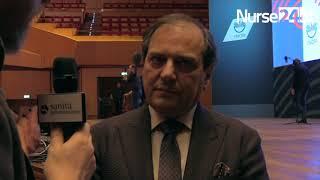 Filippo Anelli al congresso Fnopi 2018