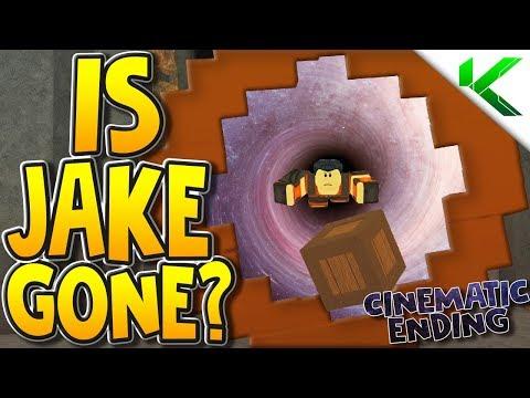 IS JAKE GONE? BRICK BRONZE ENDING CINEMATIC! - Pokemon Brick Bronze