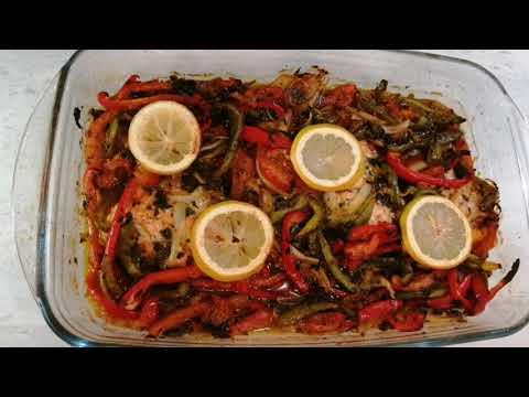 recette-pavé-de-saumon-et-legumes-au-four-avec-sa-meilleure-marinade-!