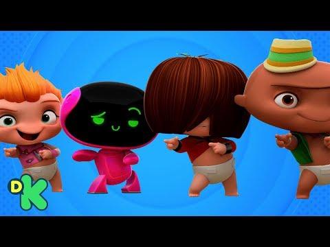 ????Todas las canciones de Mini Beat Power Rockers | Discovery Kids