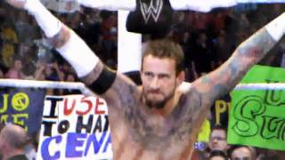 CM Punk 11th Titantron + Theme - This Fire Burns (HD)