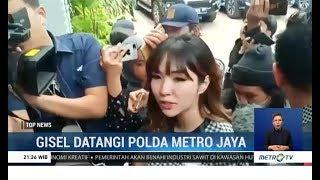 Gisel Serahkan Bukti Baru Kasus Video Pornografi Mirip Dirinya ke Polda Metro Jaya