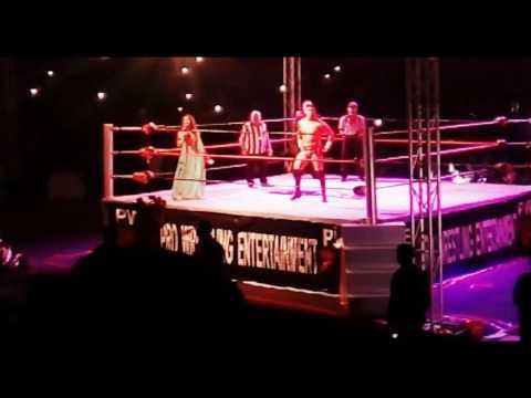 Pro Wrestling Islamabad Full Show part 1