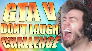 MEGA DON'T LAUGH CHALLENGE! FAILS MAS ESTUPIDOS en GTA V - WASTED