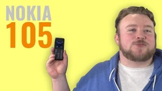 Nokia 105 review - Back to basics, but super reliable.