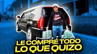 LLEVÉ A MARCO A COMPRARLE TODO LO QUE QUIZO.. | ManuelRivera11