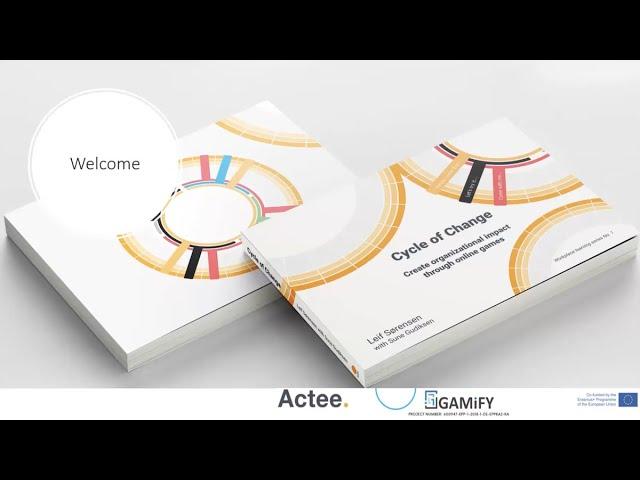 GAMIFY Cycle of Change Webinar