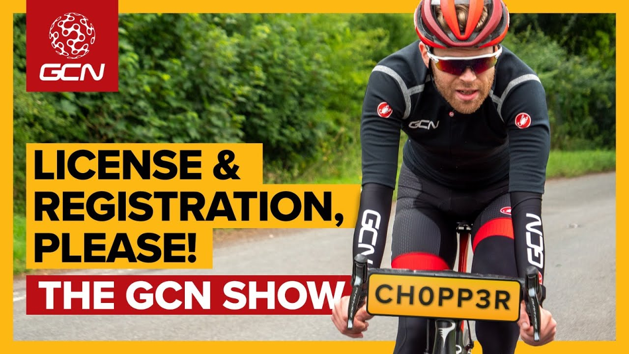 Should Insurance Be Compulsory For Cyclists? No! Here's Why... | GCN Show Ep. 396