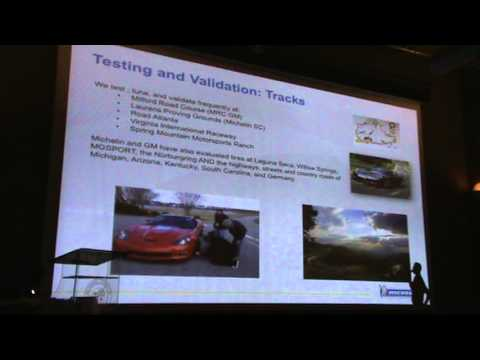 MICHELIN  TIRES FOR C7 2014 CORVETTE PRESENTATION BY LEE WILLARD  APRIL 26, 2013