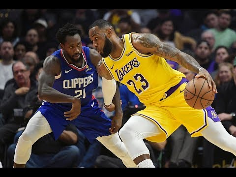 LeBron returns to lead Lakers past Clippers in OT