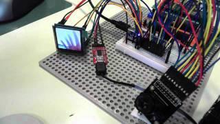 mbed + トラ技カメラBの実験。 thumbnail