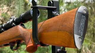 David Ireland: Rifle & Bow Rack Review by Pro-Tactical Review.