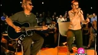 Eurythmics - Here Commes The Rain Again (unplugged)