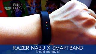 Razer Nabu X Smartband Review - Should You Buy It?