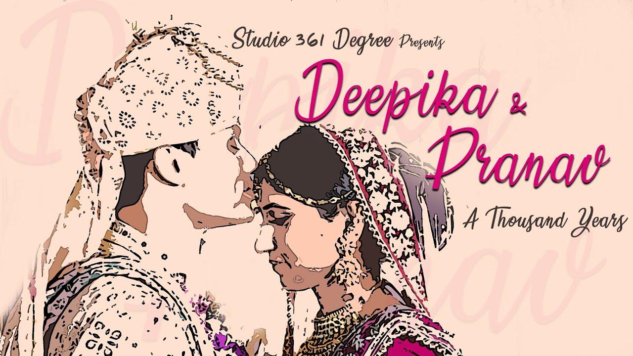A Thousand Years   Deepika & Pranav   Wedding Highlights   Patna