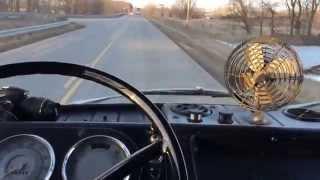 1967 Mercedes O309D L406D