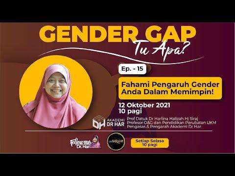 Ep. 15 l Fahami Pengaruh Gender Anda Dalam Memimpin! Bersama Dr Har