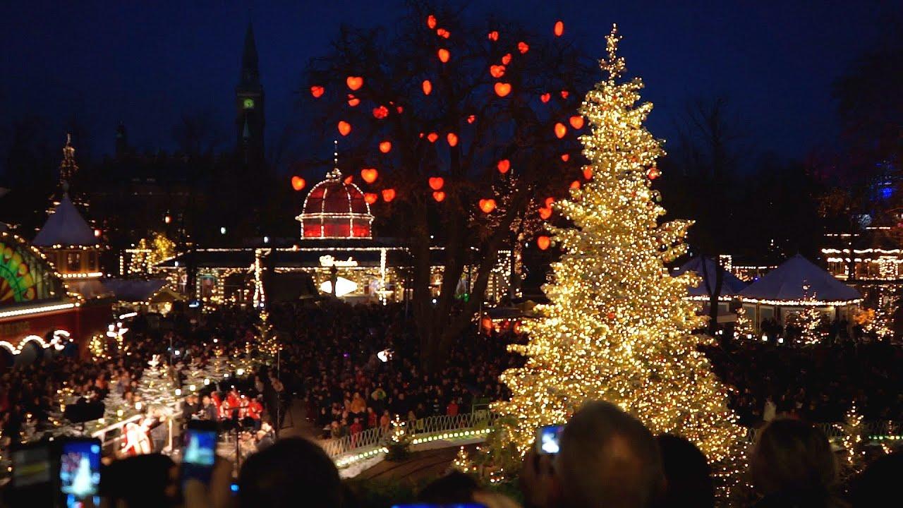 Jul i tivoli københavn 2019
