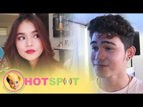 Hotspot 2018 Episode 1315: Iñigo, relate nga ba sa kanta nila ni Maris na 'Tayo Na Di Tayo'?