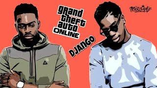 DADJU - Django feat Franglish (Music vidéo Officiel)