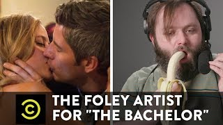 "Video The Foley Artist for ""The Bachelor"" download MP3, 3GP, MP4, WEBM, AVI, FLV September 2018"