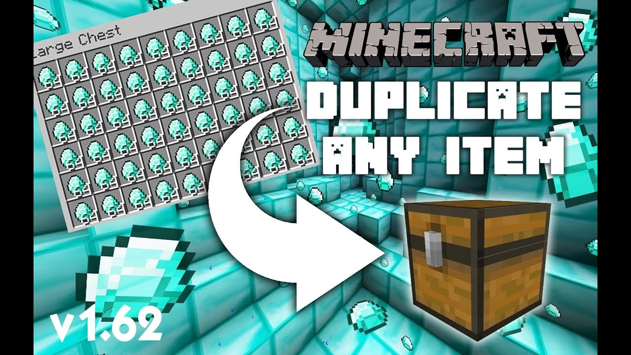 Minecraft Duplication Glitch! WORKING June 2018! DUPE ANY ITEM! PS4  100%/XB1/Switch