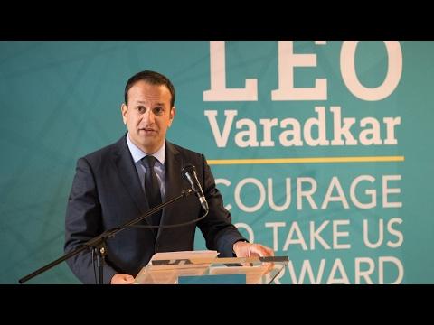 Leo Varadkar wins Ireland election