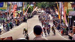 Tour De Singkarak 2018 stage 7 Padang Panjang - Solok Selatan