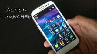 Top 5 Best Launchers for Android of  2013