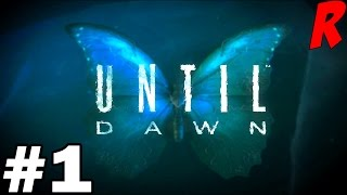 UNTIL DAWN - Episodio 1 - El efecto mariposa