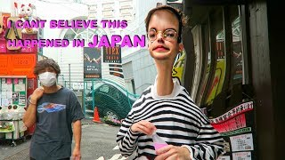 I CANT BELIEVE THIS HAPPENED... Japan Vlog (Part 1)