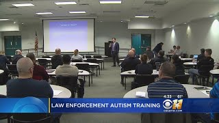 North Texas Law Enforcement Officers Learning To Understand Autism