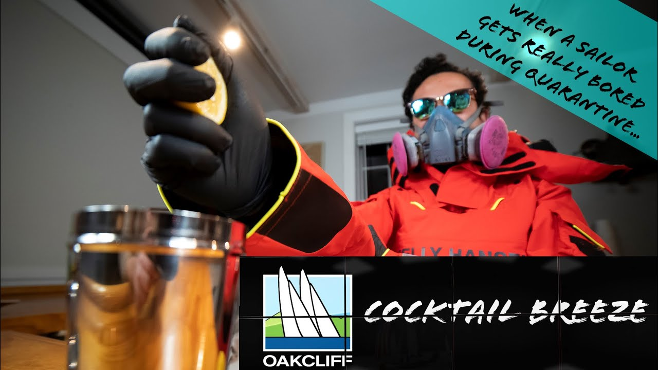 THIS Is How A Sailor Makes A Quarantine Cocktail