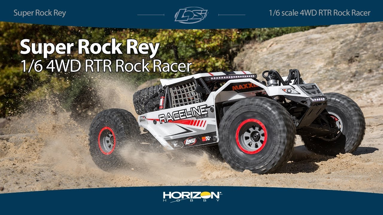 News Losi 1/6 Super Rock Rey 4WD - RC Groups