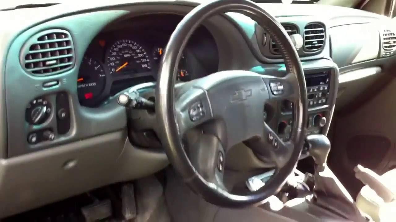 2003 Chevrolet Trailblazer LTZ Startup Engine & In Depth Tour ...