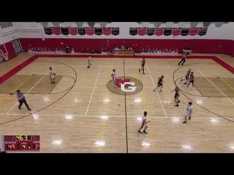Maple Grove High Sch vs. Sherman Varsity Mens' Basketball