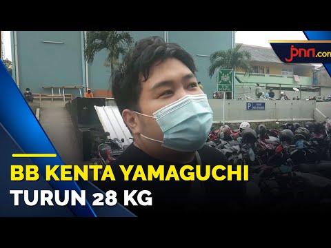 Kenta Yamaguchi Sukses Diet Saat Pandemi, Kuncinya...