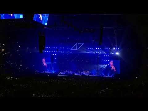 Avicii The Tribute Concert - A Sky Full Of Stars Friends Arena 5/12-19