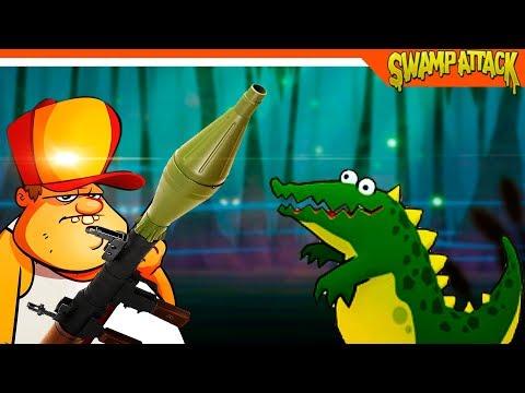 Swamp Attack ► ОТКРЫЛ РПГ - Прохождение на русском