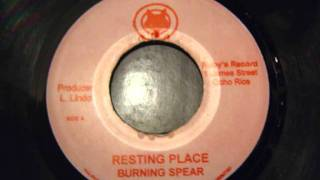 Watch Burning Spear Resting Place video