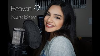 Heaven - Kane Brown | Amanda Renee cover