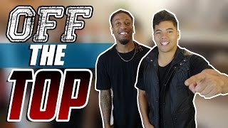 OFF THE TOP (ft Guttah)