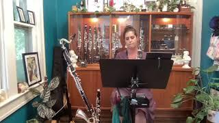 Larkin Sanders Clarinet Audition 3.1