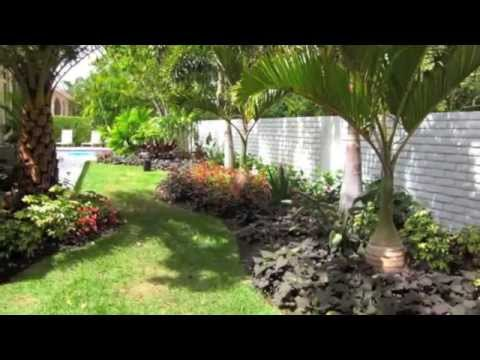 front & backyard landscapes