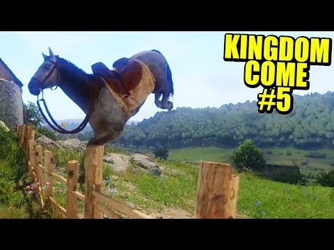 TESOROS Y LOCKPICKING - KINGDOM COME: DELIVERANCE #5 | Gameplay Español