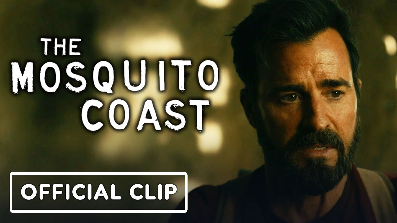 The Mosquito Coast - Exclusive Official Clip (2021) Justin Theroux, Melissa George