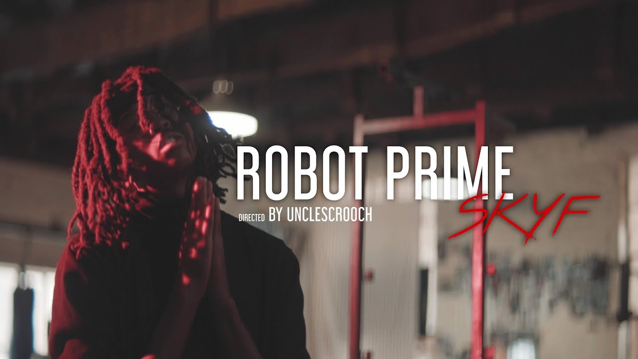 Download Robot Prime - Skyf (Official Music Video)