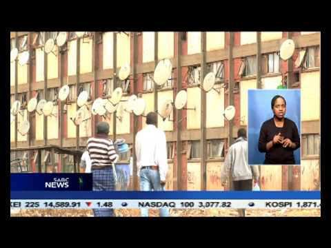 Zimbabwe's 'First TV' goes live